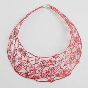 necklace red