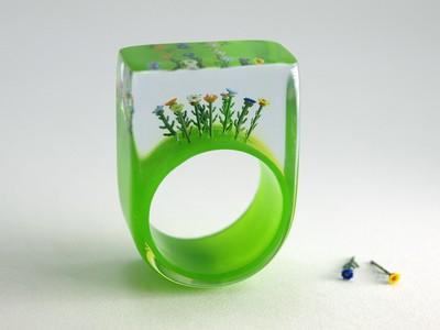 Ring Sommerblumen